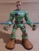 Duke Gijoe - Tough Troopers (Hasbro)